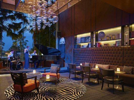 曼谷香格里拉大酒店(Shangri-La Hotel Bangkok)咖啡廳