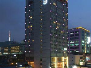 首爾國都貝斯特韋斯特精品酒店(Best Western Premier Hotel Kukdo Seoul)