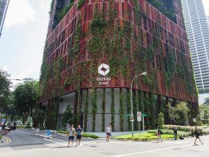 新加坡市中豪亞酒店(Oasia Hotel Downtown Singapore)