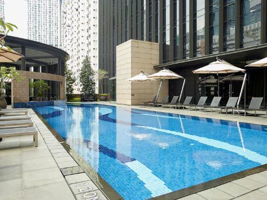 新加坡卡爾登城市酒店(Carlton City Hotel Singapore)室外游泳池