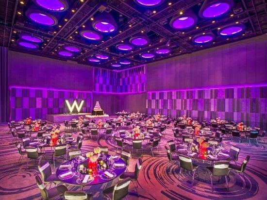 曼谷W酒店(W Bangkok Hotel)會議室