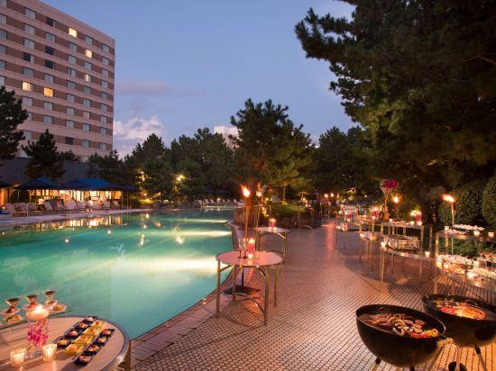 千葉東京灣希爾頓酒店(Hilton Tokyo Bay Chiba)室外游泳池