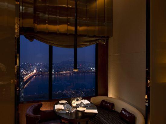 韓國首爾國際金融中心康萊德酒店(Conrad Seoul IFC Korea)公共區域
