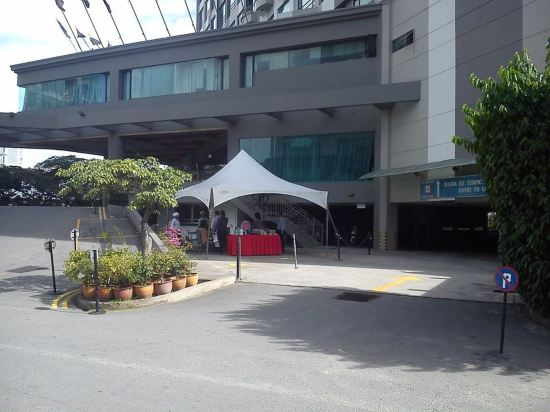 Sabah Oriental Hotel Kota Kinabalu