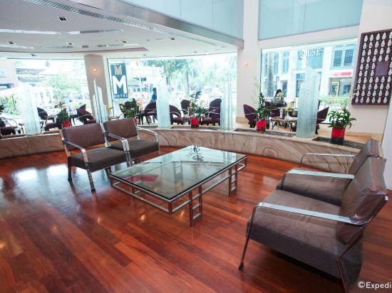 新加坡 M 酒店(M Hotel Singapore)公共區域