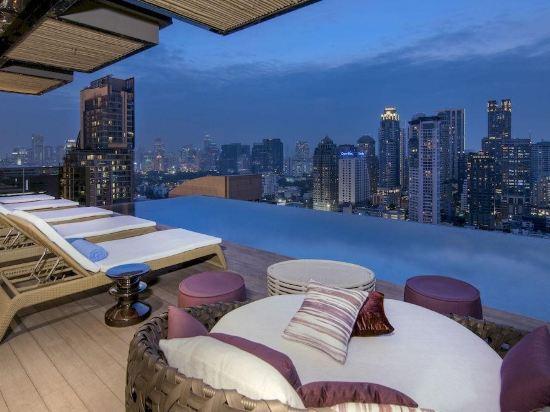 曼谷無線路英迪格酒店(Hotel Indigo Bangkok Wireless Road)公共區域