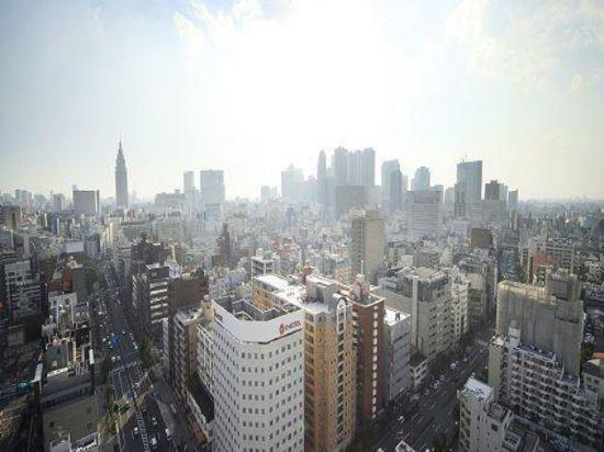 東新宿燦路都大飯店(Hotel Sunroute Higashi Shinjuku)外觀
