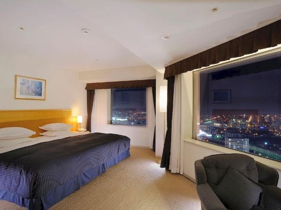 札幌艾米西亞酒店(Hotel Emisia Sapporo)天際轉角大床房
