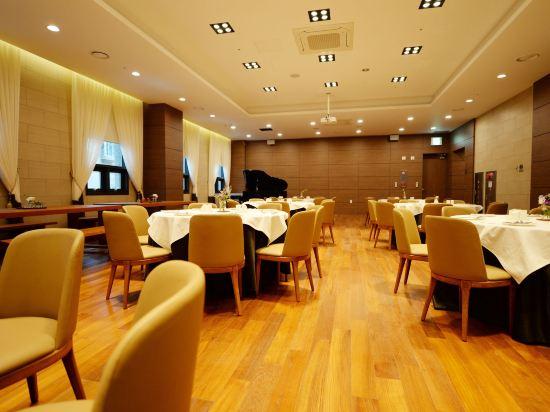 釜山商務酒店(Busan Business Hotel)餐廳