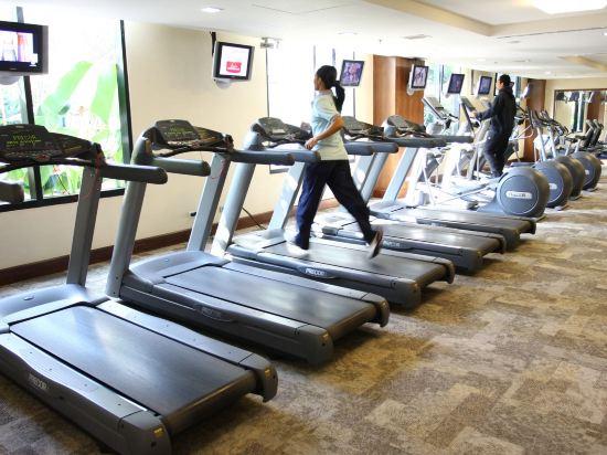 曼谷素萬那普機場諾富特酒店(Novotel Bangkok Suvarnabhumi Airport)健身房