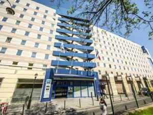 巴黎伯特蒙馬特宜必思快捷酒店(Ibis Budget Paris Porte de Montmartre)