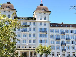 聖莫里茨凱賓斯基大酒店(Kempinski Grand Hotel des Bains St. Moritz)