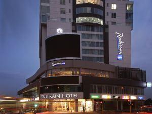 約翰內斯堡桑頓高特雷恩麗笙酒店