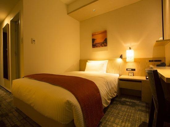 新宿花JR九州酒店(Jr Kyushu Hotel Blossom Shinjuku)單人房