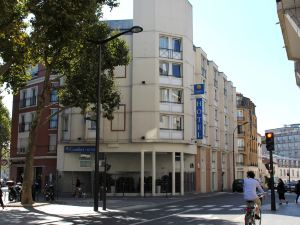 巴黎20區達武舒適酒店(Comfort Hotel Davout Nation Paris 20)