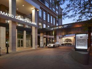 明尼阿波利斯洛斯酒店(Loews Minneapolis Hotel)