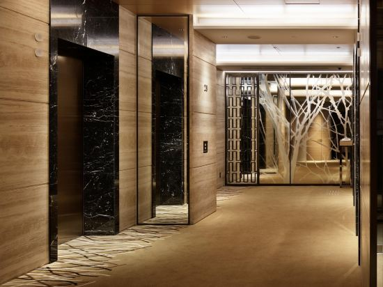 大阪洲際酒店(InterContinental Osaka)公共區域
