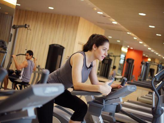 芭堤雅假日酒店(Holiday Inn Pattaya)健身房