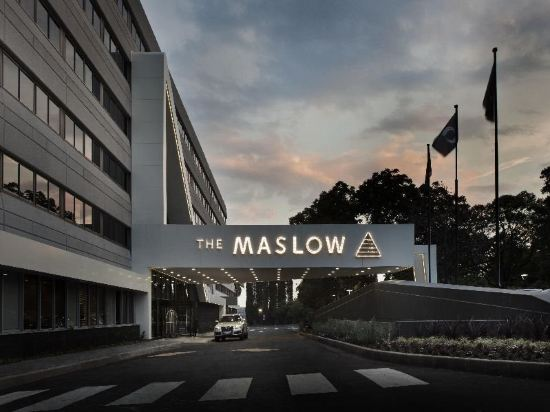 The Maslow Hotel, Sandton