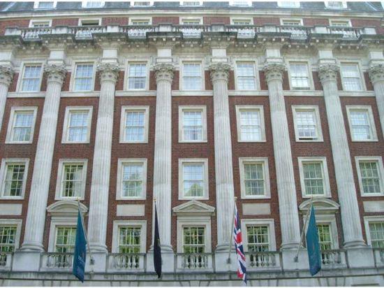 倫敦千禧國際梅菲爾酒店(Millennium Mayfair London)外觀
