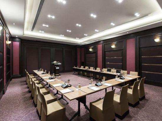 曼谷拉查丹利中心酒店(Grande Centre Point Ratchadamri Bangkok)會議室