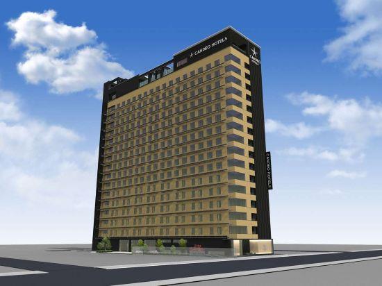 大阪難波光芒酒店(Candeo Hotels Osaka Namba)酒店隨機房型