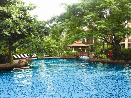 峴港富麗華大酒店(Furama Resort Danang)室外游泳池