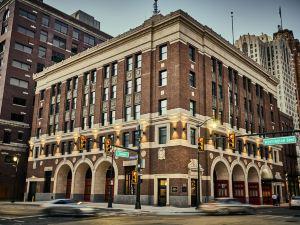 底特律基石酒店
