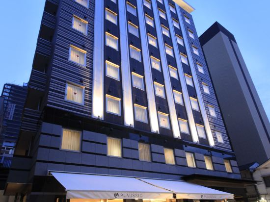 大阪心齋橋金塔酒店(Quintessa Hotel Osaka Shinsaibashi)外觀