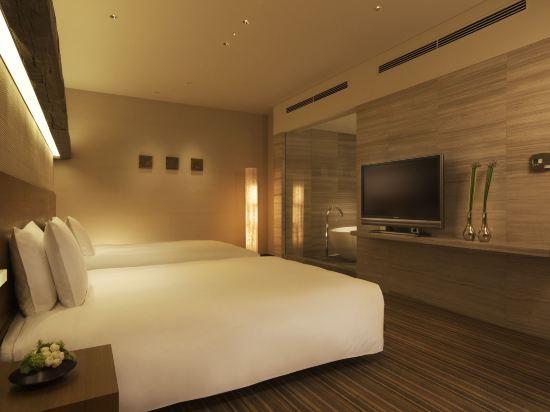 東京凱悦酒店(Hyatt Regency Tokyo)正廳套房