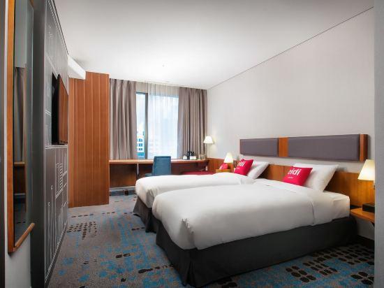 明洞大使宜必思酒店(Ibis Ambassador Myeongdong)標準雙床房