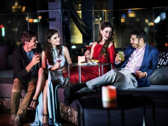 曼谷索菲特特色酒店(SO Sofitel Bangkok)公共區域