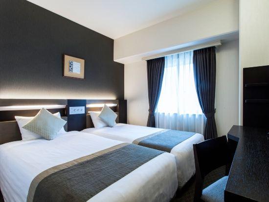 新阪急大阪附樓酒店(Hotel New Hankyu Osaka Annex)一室雙床房