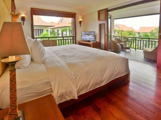 峴港富麗華別墅酒店(Furama Villas Danang)一卧室泳池別墅