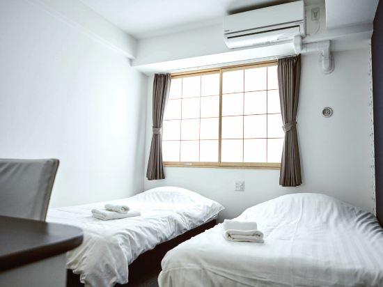 京都SHE酒店(Hotel She Kyoto)雙床房