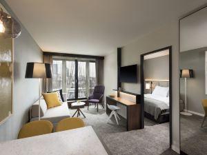 法蘭克福西區阿迪納公寓式酒店