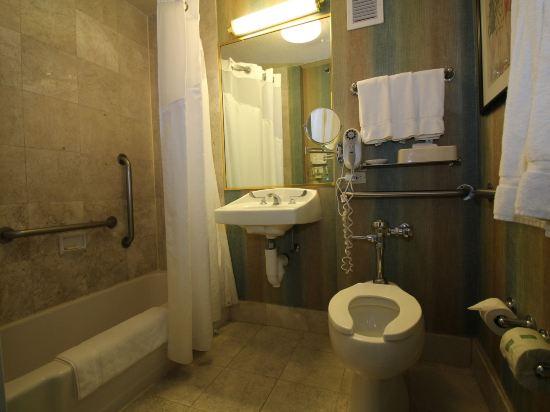 紐約沃森酒店(原紐約曼哈頓第57街假日酒店)(The Watson Hotel (Formerly Holiday Inn Manhattan 57th Street))無障礙雙大床房