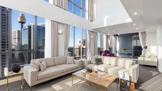 Meriton Suites - Pitt Street, Sydney