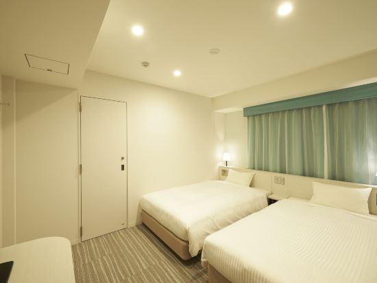 東京相鐵Fresa-Inn銀座三丁目酒店(Sotetsu Fresa Inn Ginza Sanchome)雙床房
