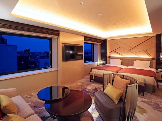 京都四條皇家花園酒店(2018年4月新開業)(The Royal Park Hotel Kyoto Shijo(New Open))套房(甄選樓層)