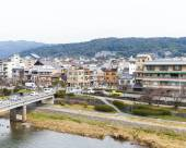 京都京樂川景旅館