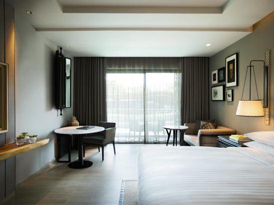 華欣萬豪水療度假村(Hua Hin Marriott Resort & Spa)海景豪華房