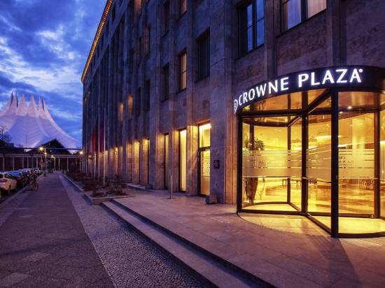 Crowne Plaza Berlin - Potsdamer Platz - Reviews for 4-Star Hotels ...