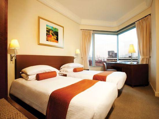 香港都會海逸酒店(Harbour Plaza Metropolis)高級房