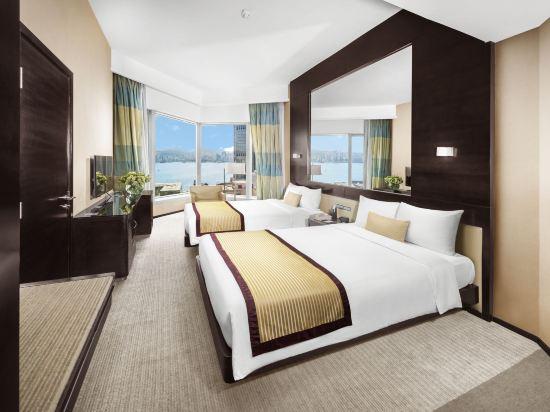 香港麗景酒店(原隆堡國際麗景酒店)(Hotel Panorama)家庭黃金客房
