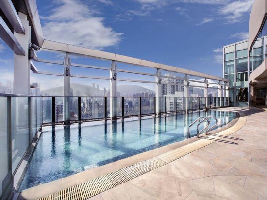 香港如心銅鑼灣海景酒店(L'hotel Causeway Bay Harbour View Hong Kong)健身娛樂設施