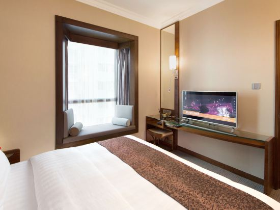 香港珀麗酒店(Rosedale Hotel Hong Kong)豪華套房