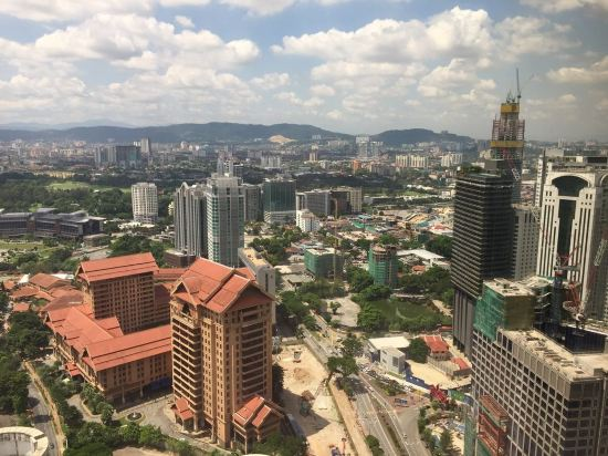 吉隆坡悅榕莊(Banyan Tree Kuala Lumpur)外觀