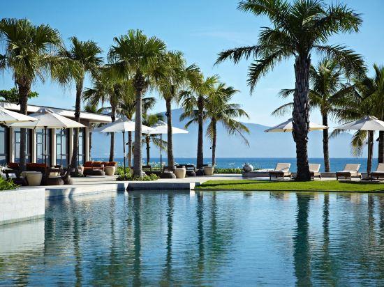 峴港凱悅麗晶渡假村及水療中心(Hyatt Regency Danang Resort and Spa)室外游泳池