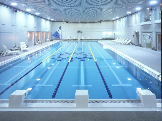 札幌京王廣場飯店(Keio Plaza Hotel Sapporo)室內游泳池